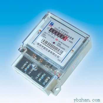 dds63型电子式单相电度表
