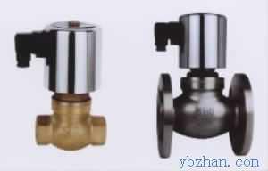 直动式高温常压蒸汽电磁阀