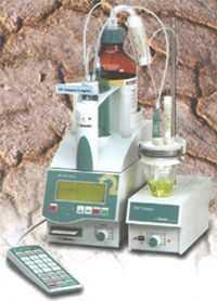 容量法卡式水分仪