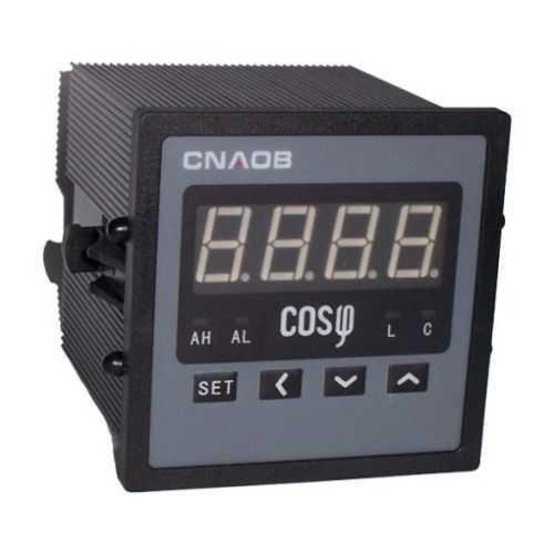 可编程功率因数表 RS485通讯接口 三相功率因数表