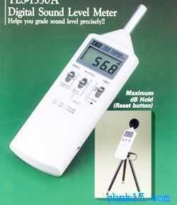 TES-1350A-數字式噪音計