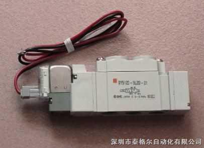 SY5120-5MZD-01 SMC电磁阀