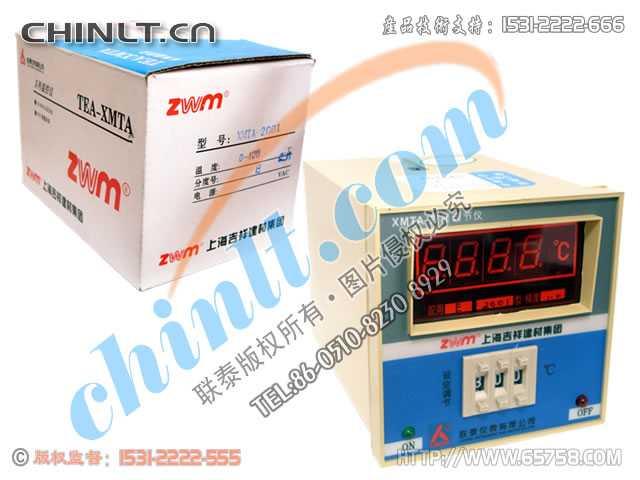 XMTA-2001(ZWM)--XMTA-2001 溫度調節儀(ZWM)