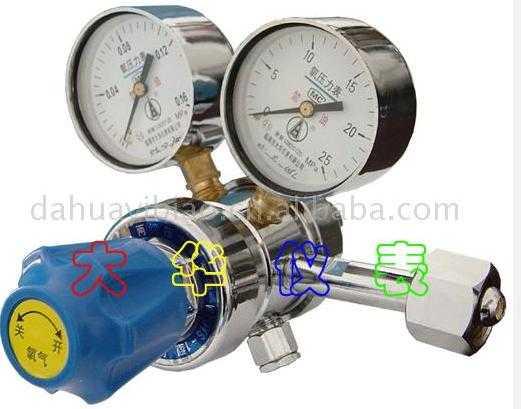 WYQYS-1型--WYQYS-1型两级氧气减压器
