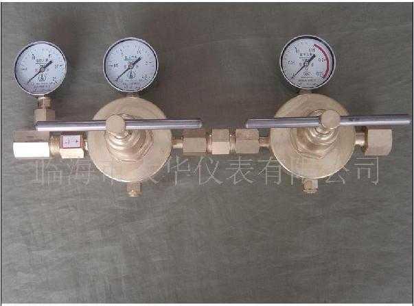 氧氣30系列雙級減壓器