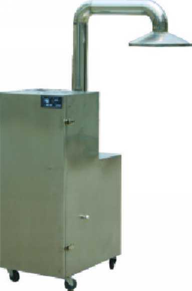 SH-C移动式除尘器、不锈钢除尘器