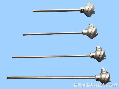 易接线盒式铠装热电偶  信息内容:无固定装置式热电偶一种温度传感器