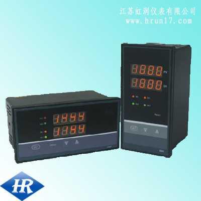 数字显示调节仪(双回路)  产品报价: 11元 公司名称: 金湖虹润仪表