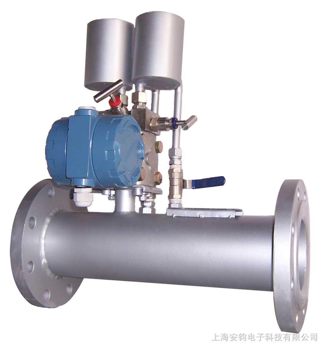 工业废气V型锥流量计