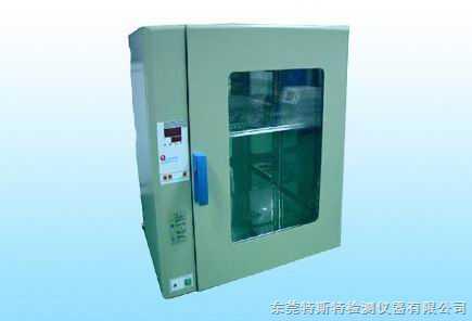 TST-608 --台式烘箱