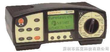 MI-2086EU-低压电气综合测试仪,德国美翠METREL