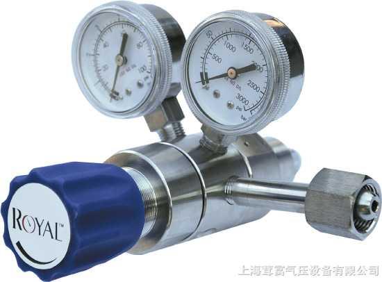双级二级不锈钢减压器稳压阀