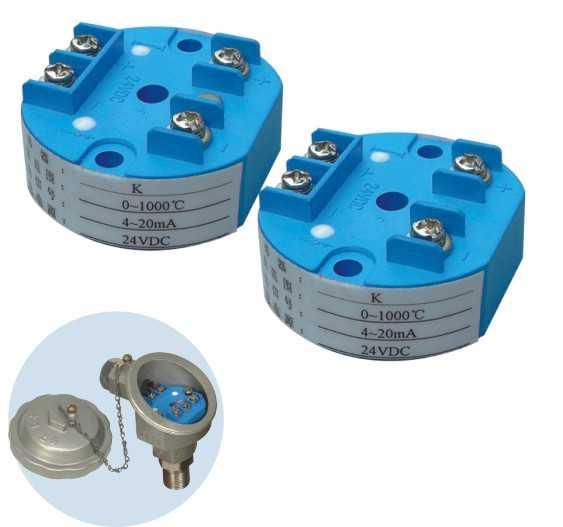 WZP高精度温度变送器模块(热电阻)