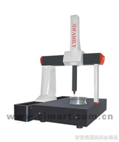自动三坐标测量机