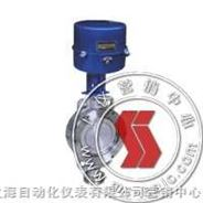 ZDRW-6B-電子式電動調節蝶閥-上海自動化儀表七廠