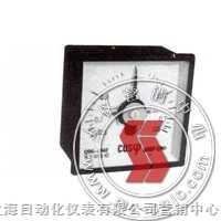 Q72-FTZ-三相功率因数表-上海船用仪表厂