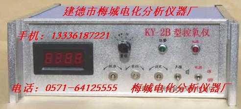 测氧仪 氧分析仪KY-2B指针显示控氧仪