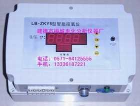 数字控氧仪LB-ZKY5智能控氧仪