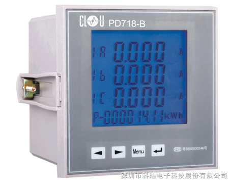 安装式数字网络电能表