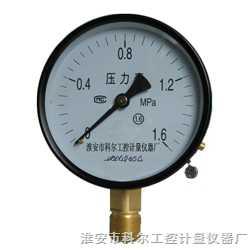 Y-100、150T--一般彈簧管壓力表