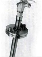 固定法兰式热电偶(防水式)