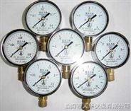 氧氣壓力表Y60