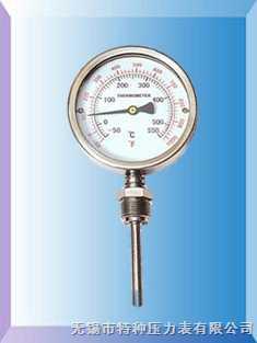 抽芯式雙金屬溫度計WSS-3/4/5-T