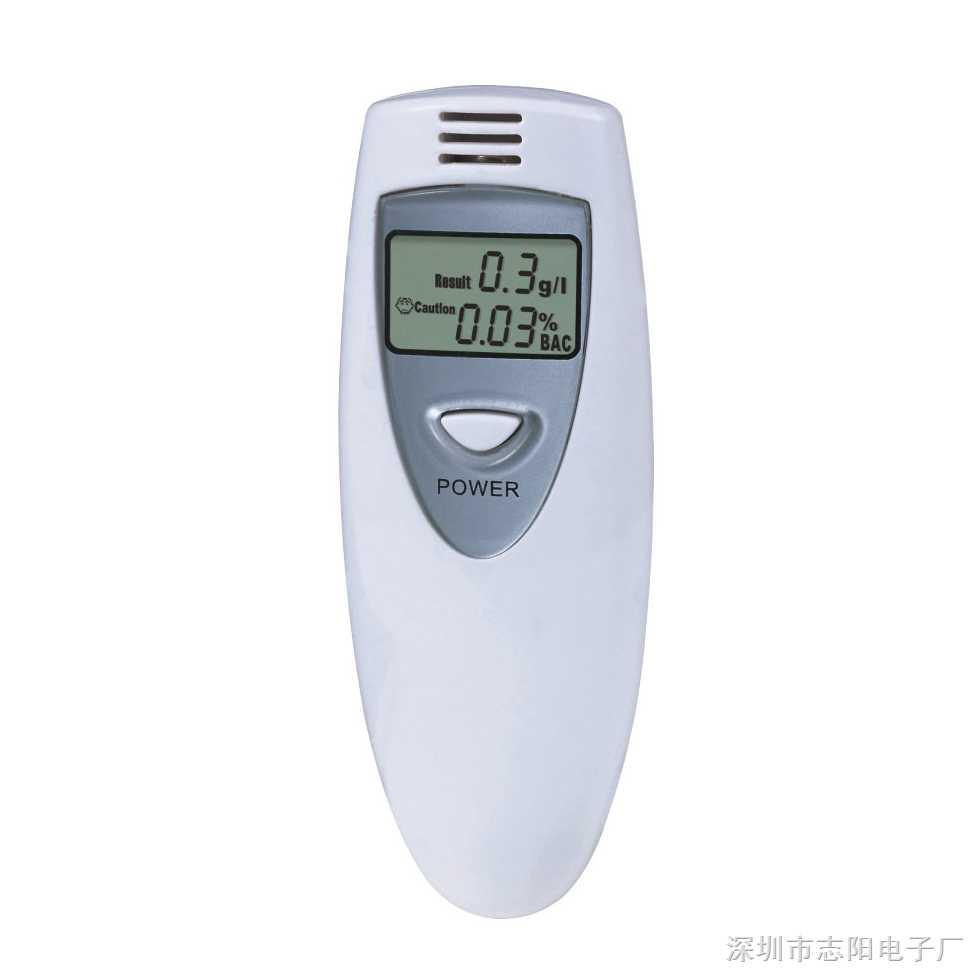 数字酒精检测仪/酒精测试器
