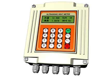 TUC-2000S工業型分體式超聲波熱量表