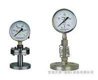 Y-M系列隔膜式壓力表