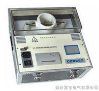 JY-80M绝缘油介电强度测试仪