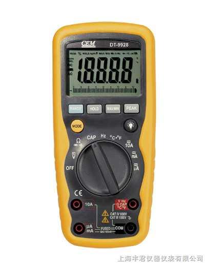 DT-9928专业数字万用表
