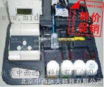 CN60M/PD501--便攜式多參數水質分析儀