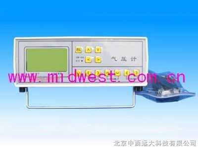 m260470--自記式氣壓計(500~1060hPa,0.1KPa)
