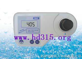 m168750 -便攜式氨氮測定儀(中量程)