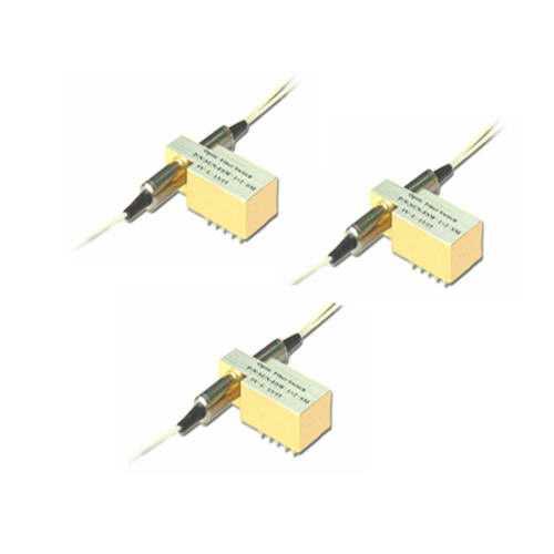 1×1微机械式单模光开关