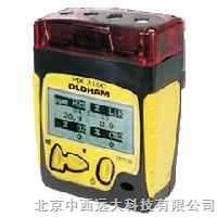 m213618-便携式复合气体检测仪(法国/主机+电动泵+可燃气,H2S,CO2,O2