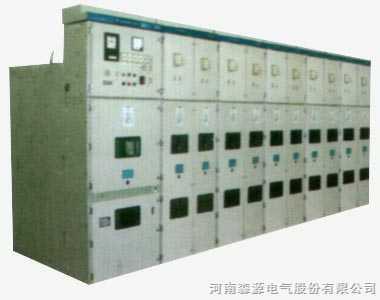 KYN28A-12(F-C)金属铠装移开式开关柜子