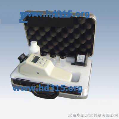m117665-手持式濁度計/便攜式濁度儀/散射光濁度儀(0~100