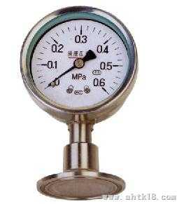 Y-M--衛生型隔膜壓力表