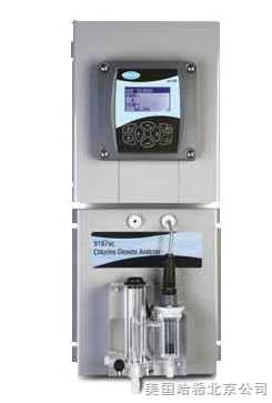 9187sc在线二氧化氯分析仪