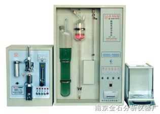 碳硫高速化验设备