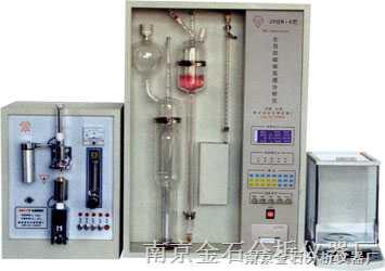 JSQR-4--全自動碳硫高速分析儀 有色金屬分析儀器