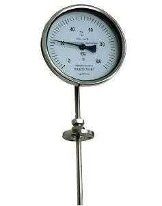 WSS-421双金属温度计