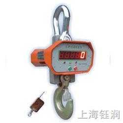 1吨电子吊钩秤 电子秤