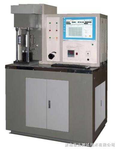 塑胶齿轮脂摩擦磨损试验机