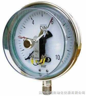 ZK-YXC--磁助電接點壓力表