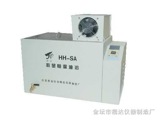 HH-SA(內)-數顯超級恒溫油浴|生產廠家
