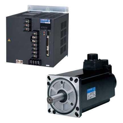 sanyo denki-山洋r系列驱动器 q系列电机(1kw-15kw)