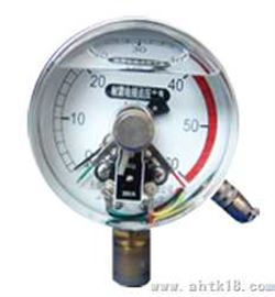YTXC-100磁助电接点压力表